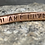 Thumbnail: Mens Copper Cuff.  You Are Loved