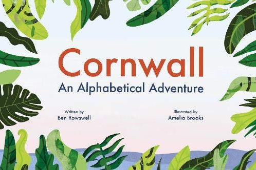Cornwall An Alphabetical Adventure Book