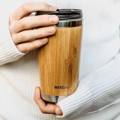 WAKEcup Coffee Cup