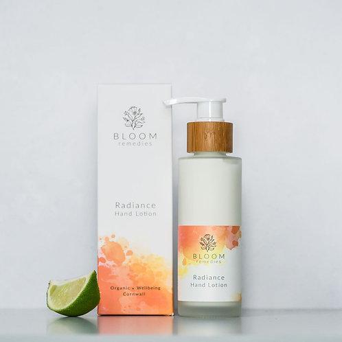 Bloom Remedies Radiance Organic Hand & Body Lotion