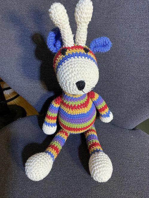 Creatwinity Handmade Crochet Gerard Giraffe