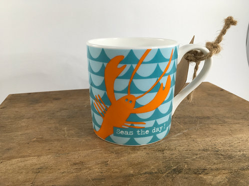 Jaunty Lobster Mug