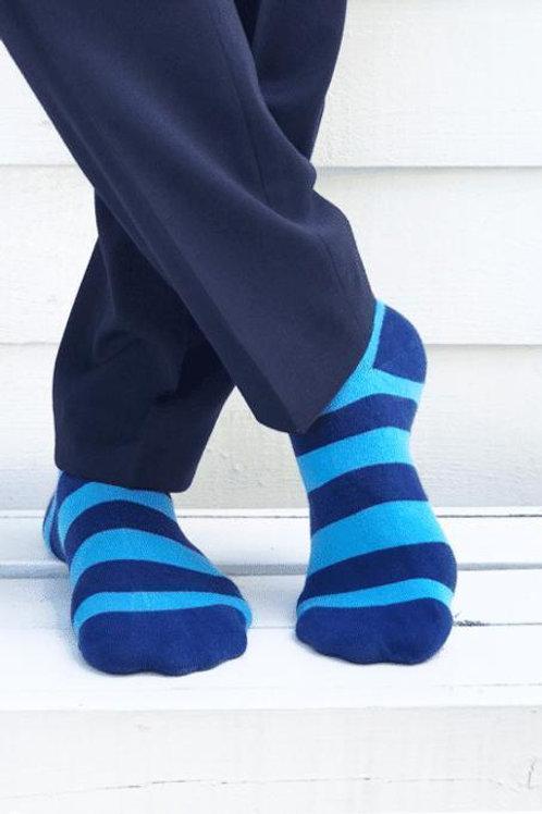 Swole Panda Men's Bamboo Socks