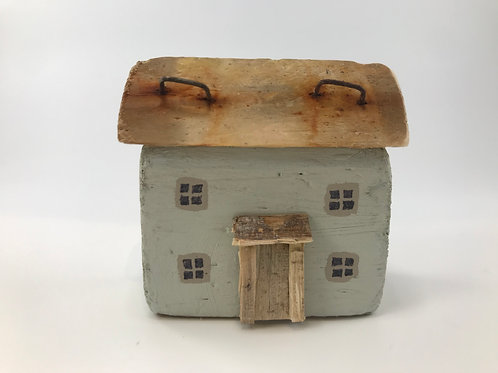 'Home'.Cornish Driftwood Art