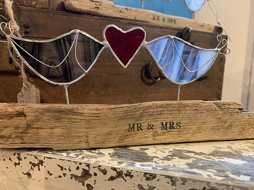 Mr & Mrs Birds
