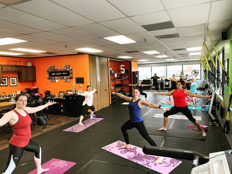 This Week at Powerhouse Racing:  Athletes Getting Stronger