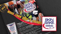 Skin Sake Athletic Full Page Ad