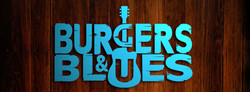 Burgers and Blues Logo