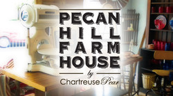 Pecan Hill Farm House Logo
