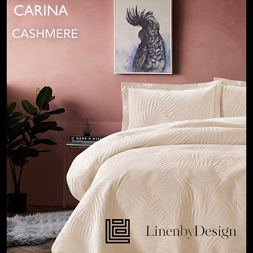 Carina - Quilted Bedspread