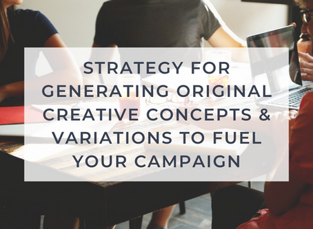 How to: Generate many original video creative concepts to fuel your mobile Gaming App campaigns