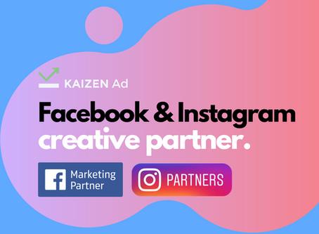 Kaizen Platform Is Now a Facebook and Instagram Marketing Partner