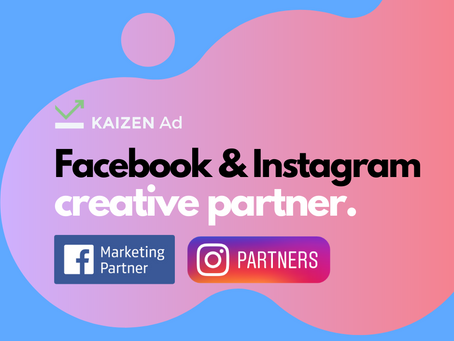 Kaizen Platform Is Now a Facebook and Instagram Marketing Partner