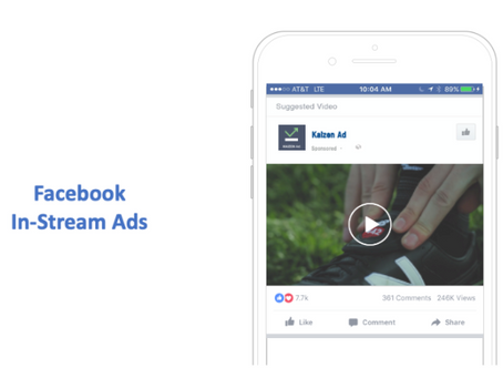Look out for the growing video ad format in Facebook In-Stream Ads!