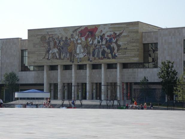 Ein weiteres Museum