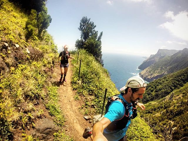 💢Back to trails with a 18 Kms tour acro