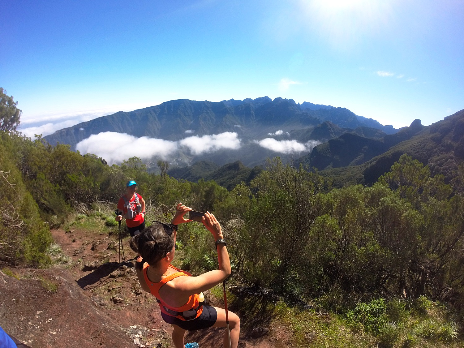 TRAIL RUNNING TOURS MADEIRA