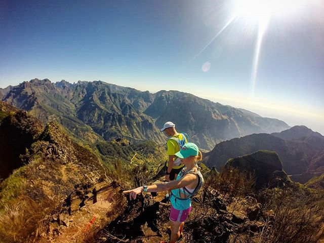 COAST-TO-COAST RUNNING TRIP_1st to 8th July__More information _ www.gotrailmadeira