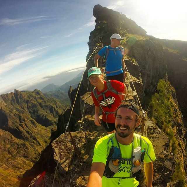 Day 5 and we've Conquered The Summit__RUNNiNG TOURS _ MADEiRA ISLAND__WWW.GOTRAILMADEIRA