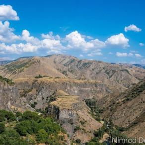 ארמניה – קל להיכנס, לא פשוט לצאת