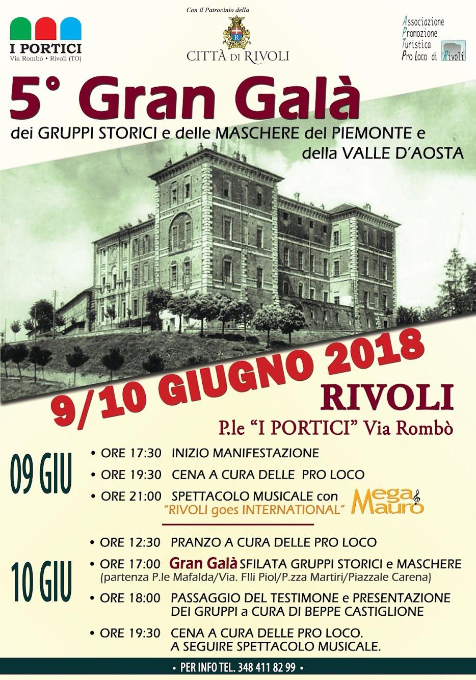RIVOLI - Italy