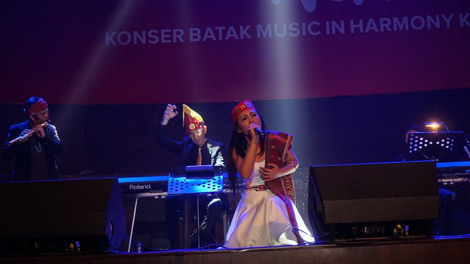 Batak Music in Harmony