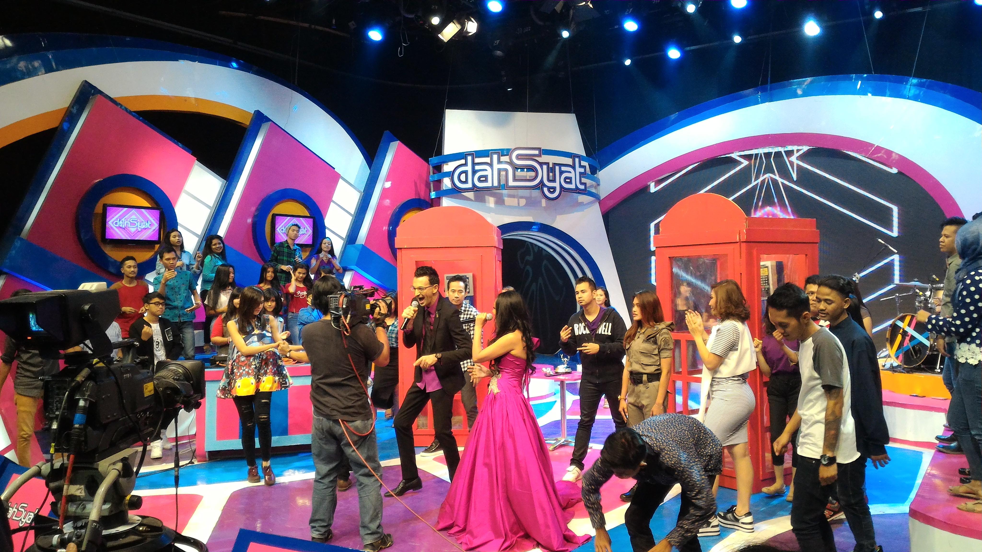 RCTI TV - Dahsyat