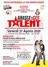 Airasca's got talent