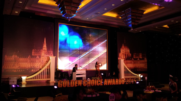 @ Golden Choice Award