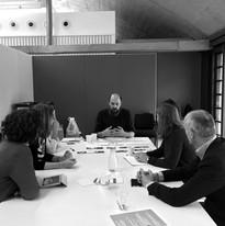 Groupe de réflexion prospectif sur l'espace de travail du futur