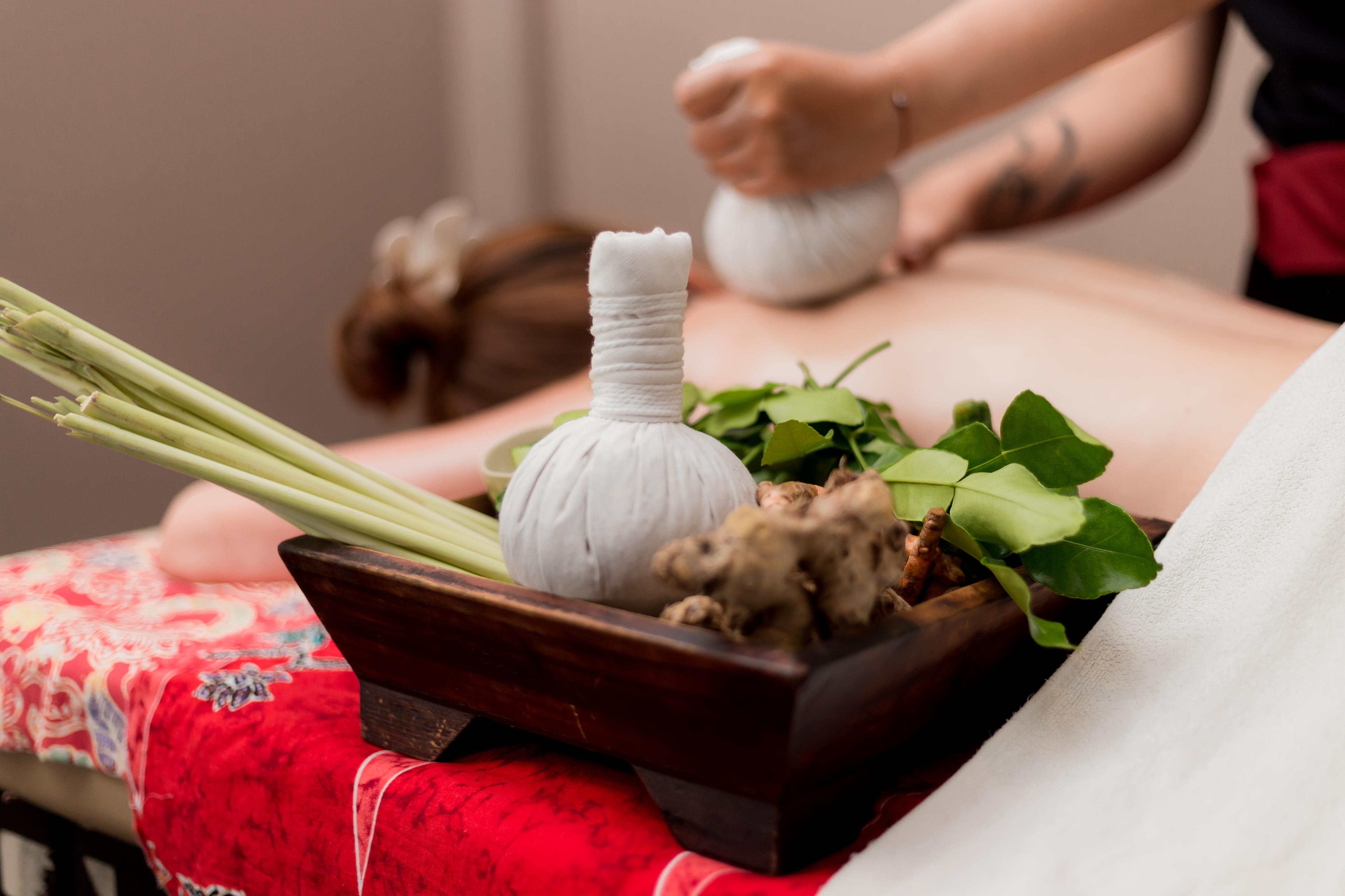 Leela Thai Herbal Massage