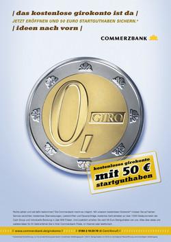 Null-Giro-Münze