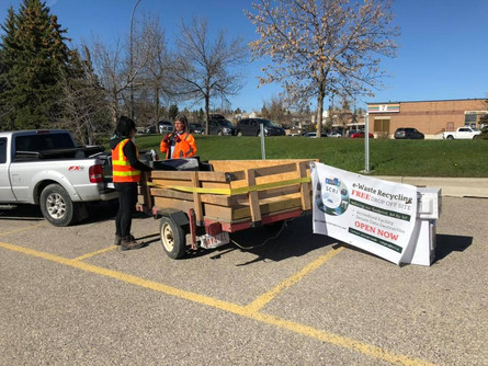 The Spring Recycling Event is Coming