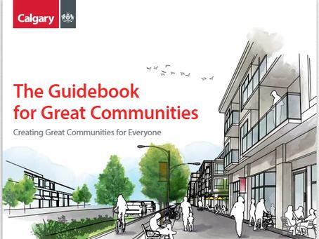 Guidebook for Great Communities
