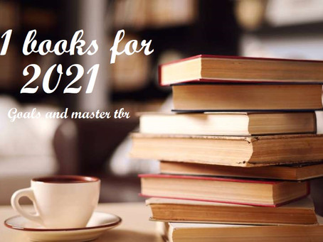 21 Books for 2021