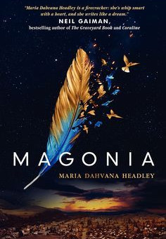 Review: Magonia - Maria Dahvana Headley