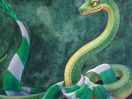Hogwarts Book Recommendations: Slytherin