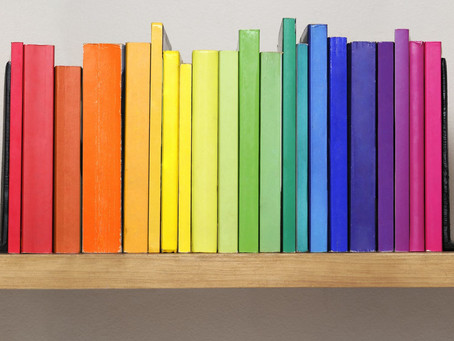 Celebrating Pride-Month: favourite LGBTQ+ authors