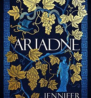 Review: Ariadne - Jennifer Saint