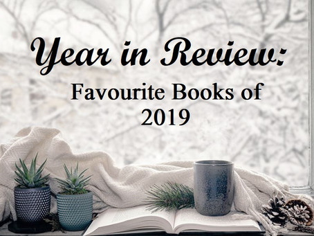 Year in Review: Favourite Books of 2019
