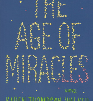 Review: The Age of Miracles - Karen Thompson Walker
