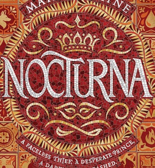 Review: Nocturna - Maya Montayne