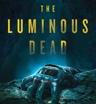 Post Mortem: The Luminous Dead by Caitlyn Starling