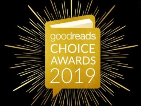Goodreads Choice Awards 2019: My Thoughts