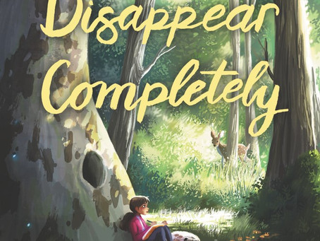 Review: How to Disappear Completely - Ali Standish