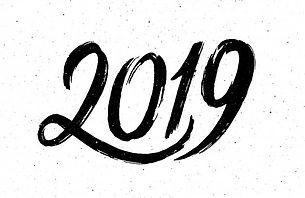 kalligrafie-voor-2019-nieuwjaar-van-het-