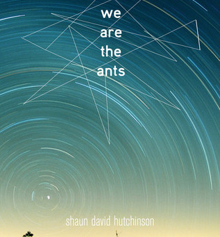 Review: We are the Ants - Shaun David Hutchinson
