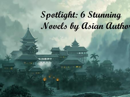 Spotlight: 6 books by Asian authors for Asian Readathon