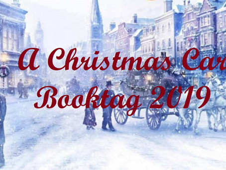 A Christmas Carol Booktag