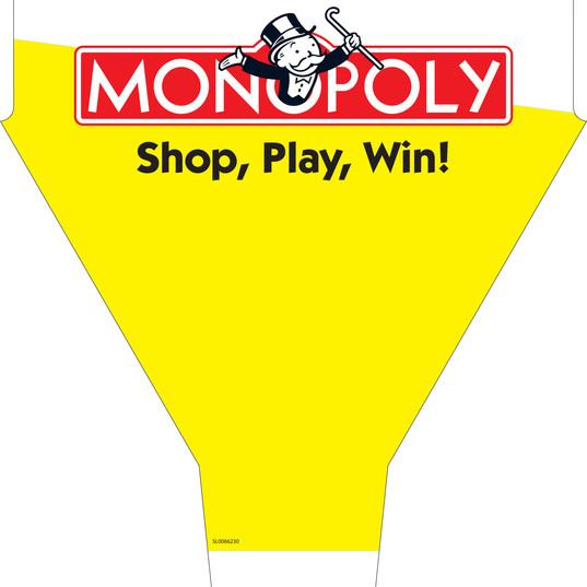 Monopoly Sleeve